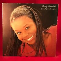 RANDY CRAWFORD Secret Combination 1981 UK VINYL LP + INNER EXCELLENT CONDITION H