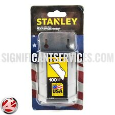 11-921A Stanley 100 Blades Dispenser Heavy Duty Utility Knife Dewalt Milwaukee