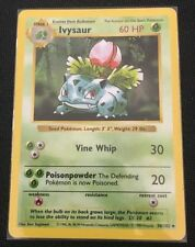 Wizards of the Coast Pokémon Individual Cards in English