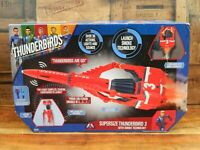 Thunderbirds are Go Boxed Supersize Thunderbird 3 Lights Sounds New in Box