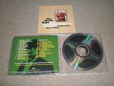 The Beach Boys CD Pet Sounds SESSIONS USA ADVANCE SAMPLER 24 TRACKS Rare Mixes