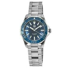 Tag Heuer Aquaracer Quartz 35mm Ladies Watch - 35mm / Silver WAY131S.BA0748