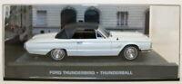 Fabbri 1/43 Scale Diecast Model - Ford Thunderbird - Thunderball