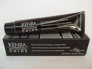 Kenra Demi-Perm Coloring Cream 5 NB Light Brown Natural Brown