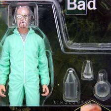 "6"" Breaking Bad Walter White Hazmat Suit Figure Set  Rare AK501"