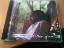 "JARRETT JOHNSON ""A Pure Heart"" cd"