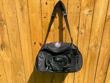 Reebok RBK Pro Football Duffel Bag Hall of Fame Canton Ohio Black