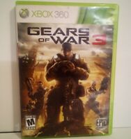 Gears of War 3 - Xbox 360 Game - Complete & Tested