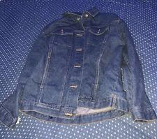 harley davidson jean jacket womens