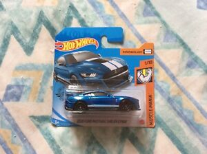 Hot Wheels Muscle Mania - 2020 Ford Mustang Shelby GT500