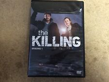 * DVD TV NEW * THE KILLING (US) SEASON 1