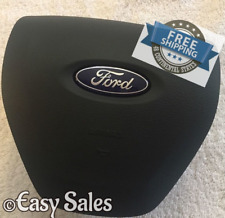 11-15 FORD EXPLORER DRIVER DRIVERS SIDE LEFT STEERING WHEEL BLACK AIRBAG