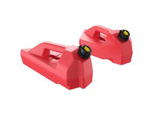 2 x 5 Liter Front Ersatzkanister passend für CAN AM Outlander Serie