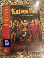 Knives Out Best Buy 4K Steelbook   - New and Sealed