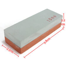 Combination Grit Double Sided Knife Honing Sharpener Sharpening Stone Whetstone