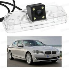 4 LED Car Rear View Camera Reverse Backup CCD for BMW 5-Series 2011-2015 F10