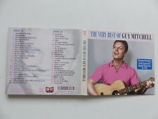 The very best of GUY MITCHELL  DAY2CD136 CD ALBUM