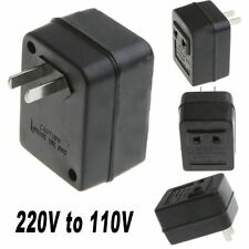 Step Down Transformer US AC 220V To 110V Voltage Converter Travel Adapter 50W