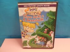 RUGRATS TALES FROM THE CRIB DVD FULL LENGTH MOVIE THREE JACKS & A BEANSTALK