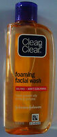Clean & Clear  Face Wash  100 ML  Foaming / Morning Energy (3 Variants)