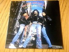 """LISA LISA & CULT JAM - LITTLE JACKIE WANTS TO BE A STAR     7"""" VINYL PS"""