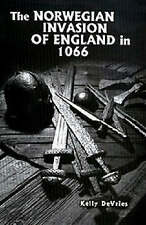The Norwegian Invasion of England in 1066 (Warfare in History)-ExLibrary