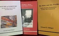 3 SC JUNGIAN TITLES *1) PSYCHE IN SCRIPTURE *2) GOETHES FAUST *3) BIBLE & PSYCHE