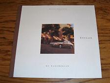 Original 1997 Oldsmobile Cutlass Deluxe Sales Brochure 97