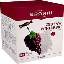 Equipment  Wine Starter Kit 15L  FREE P&P