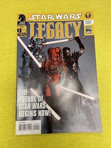 Star Wars Legacy #1 Dark Horse NM/NM+ 1st App. Darth Karyt 1st Print
