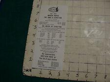 Vintage High Grade SKI Brochure: STRATTON 1971-72 Winter Rates the inns of Strat