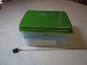 Fit & Fresh food storage lunch container freezer pack 2 small container 1 bigger