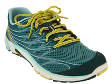 Merrell Mesh Lace-up Sneakers Women's Bare Access Arc 4 Green Size 6.5 New