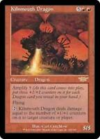KILNMOUTH DRAGON Legions MTG Red Creature — Dragon RARE