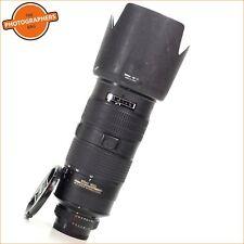 Nikon AF-S 80-200 mm F2.8D ED Téléobjectif AF Zoom Lens + GRATUIT UK ENVOI