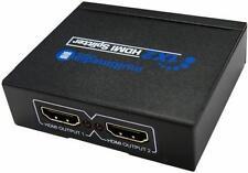 1 x 2 HD SPLITTER MM10-102A HDMI MULTIMEDIA SOLUTIONS BRAND NEW