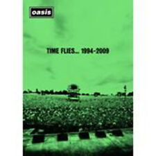 Oasis Time Flies 1994 To 2009 DVD New Region 2