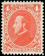 Scott # 35 - 1878 - ' President Francisco Morazan '