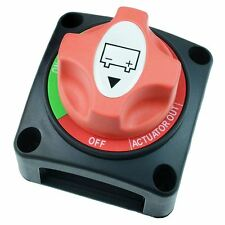 Red On-Off drehbare Release Battery Switch 200A 12-50V DC Sci A23-2