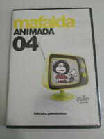 MAFALDA ANIMADA VOLUMEN 4 - DVD SLIM NUEVA ESPAÑOL