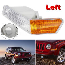 Front Left Side Parking Turn Signal Light Lamp Cover For Jeep Patriot  NEW