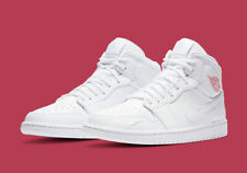 Nike Air Jordan 1 Mid 'On Tour' White Trainers UK 11 **Brand New In Box**