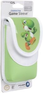 Nintendo Character Game Sleeve for Nintendo 3DS/DS Lite/DSi - YOSHI