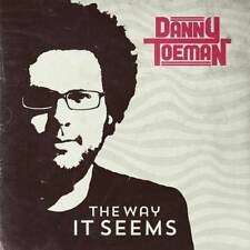 DANNY TOEMAN The Way It Seems NEW SOUL / JAZZ  / NEO SOUL / FUNKY  CD