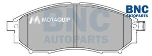 Front Brake Pad Set for INFINITI Q70 from 2013 to 2021 - MQ