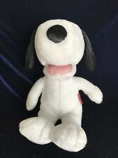 "Just Play Peanuts Plush 11"" Stuffed Laughing Snoopy 2015"