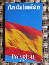 ANDALUSIEN Sevilla Cordoba Granada Reiseführer 1992