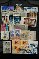 French Andorra Early Mint NH Stamp Collection