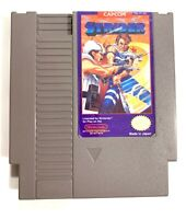 Strider ORIGINAL NINTENDO NES Game Tested + Working & Authentic!
