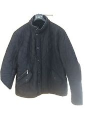 Barbour Chelsea Sportsquilt Jacket Black XXL